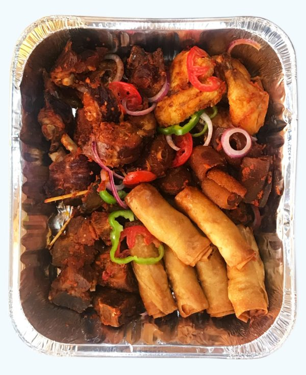 Grab and Go Small Chops