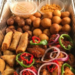 small chops in abuja